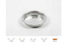 Форма для выпечки круглая Ø113 h20 мм, 175 шт.