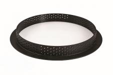 Кольцо для тарт перфорированное Ø190 h20 мм, термопластик