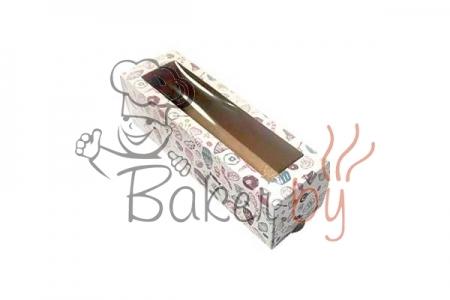 Коробка для макаронс (на 6 шт), 180х55х h55 мм