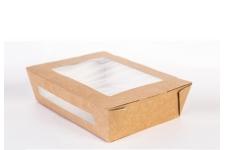 Коробка с окном, 150х115 h50 мм