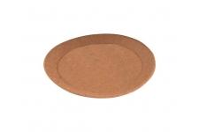 Тарелка бумажная Ø180 мм, 100шт/уп.
