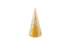 """Форма для конфет """"Пирамида высокая 8-угольная"""" 25х25 h55мм, 28 ячеек (поликарбонат)"""