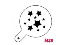 """Трафарет для напыления мини """"MS24"""""""