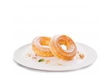 """Пирожное Кольцо """"Творожный крем"""",  замороженное (50г), 6 шт/уп."""