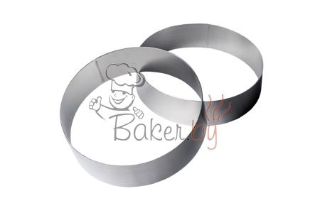 Кольцо для торта, Ø200 h60 мм