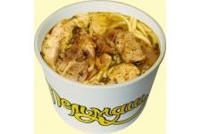 Суп «Лапша с курицей» готовый, замороженный, 300 гр.