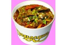 Суп «Лагман с курицей» готовый, замороженный, 300 гр.