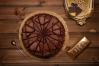 """Торт """"Тройной шоколад"""" (1,90 кг) (16 куск. по 119 гр)"""