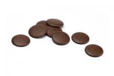 Шоколад-кувертюр молочный 35% «Айвори Коуст Чипс» 0,2 кг