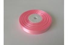 розовая атласная лента