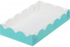 коробка для печенья и пряников 200х120х35 тиффани