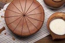"""Чизкейк """"Шоколадный"""" (1,20 кг)  (12 куск. по 100 гр)"""