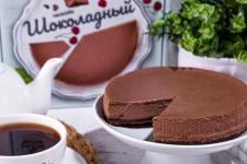 """Чизкейк """"Шоколадный"""" (700 г) (ненарезанный)"""