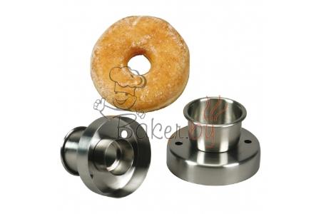 Вырубка для пончиков, D80/40, нержавеющая сталь