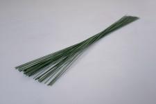 Флористическая проволока зеленая, толщина 0,7мм