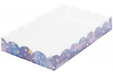 """Коробка для пряников/печенья """"Звездное небо"""", 200х120х h35 мм"""