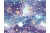 """Коробка для пряников/печенья """"Звездное небо"""", 200х200х h35 мм"""