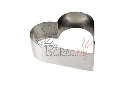 """Форма для торта """"Сердце"""", Ø220 h50 мм"""