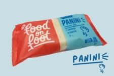 """Сэндвич """"Панини"""" с копченой курицей и сыром , 235г"""