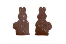 """Форма для шоколадных украшений """"Мама крольчиха"""""""