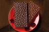 "Форма для шоколада ""Сердца (плитка)"" 1 ячейка, (155х76хh8,5мм)"
