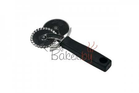 Нож дисковый одинарный гладко-рифленый, диаметр диска 55 мм