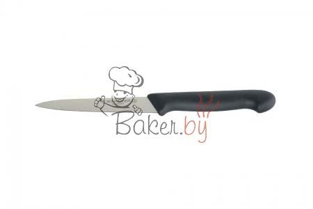 Нож кухонный с гладким лезвием, рабочая длина 130 мм