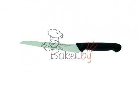 Нож пекарский угловой, рабочая длина 180 мм