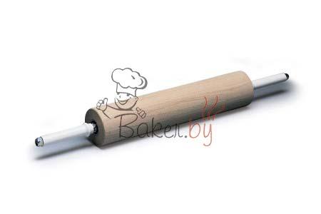 Скалка деревянная, длина 300 мм