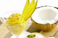 Мусс манго-йогурт, 1 кг