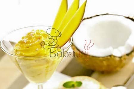 Мусс со вкусом манго-йогурт, 1 кг