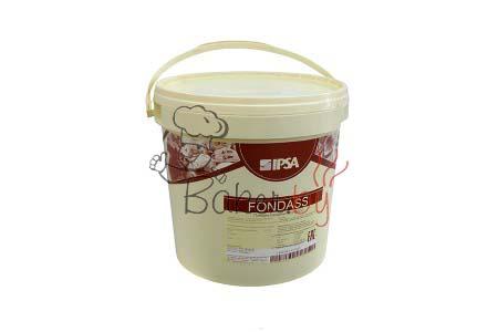 Помадка сахарная ФОНДАСС (Fondass sugar fondant), ведро 15 кг
