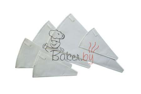 Мешок кондитерский из х/б ткани 400 мм, 1 шт.