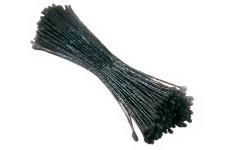 Тычинки черные малые, 144 шт.