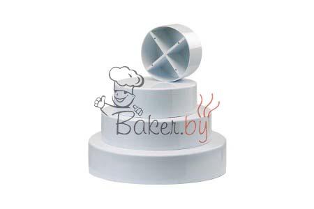 Подставка для торта, Ø200 h100 мм