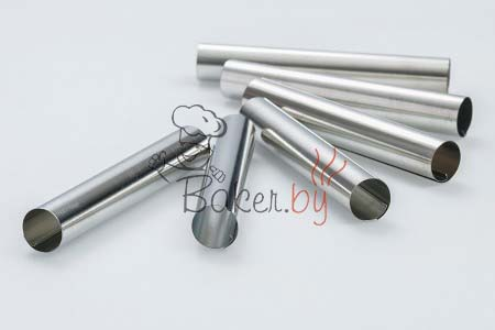 Трубочка для слойки, Ø12х200 мм, 6шт/упак.