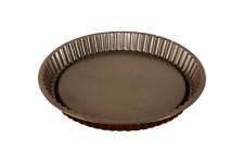 Форма для выпечки рифленая круглая, Ø280 h32 мм