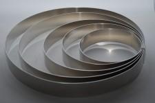 Кольца для 5-ярусных подставок, Ø200-260-320-400-450 h50 мм