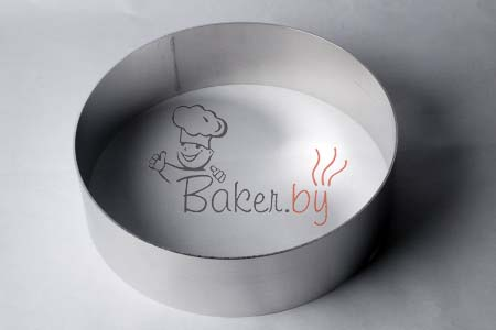 Кольцо для торта, Ø140 h50 мм