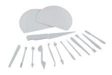 Набор для мастики/марципана, 15 предметов