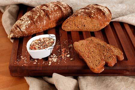 Смесь хлебопекарная КЭРРОТ-КОРН, 1 кг