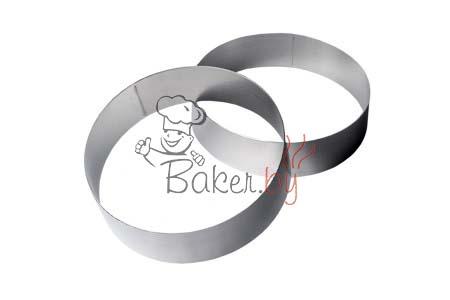 Кольцо для торта, Ø180 h60 мм