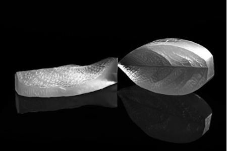 "Форма Sugarflex ""Лист"" 80x38 мм, силикон"
