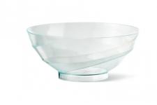 """Стаканчик для десерта """"Виола"""" 100мл (прозрачный с бирюзовым оттенком), 40шт/уп."""