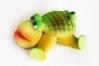 Черепашка из марципана