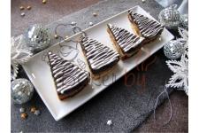 Пирожное Марципановое с сухофруктами