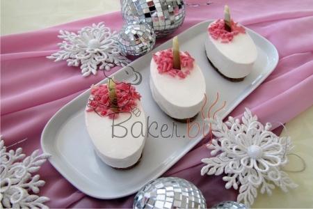 Пирожное Мини чиз-кейк