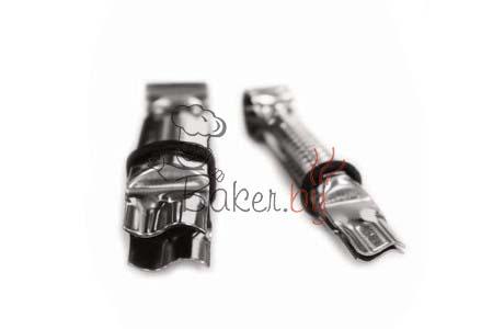 Пинцет для защипывания краёв, 2 шт (арт. 010 LO L)