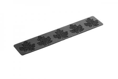 """Коврик для ажурного декора """"Кленовые листья"""", 80х400 мм"""