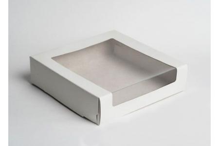 Коробка для пирога, 225х225х h60 мм